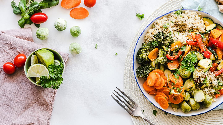 comida saludable, plato saludable, nutricion, diabetes, prevencion