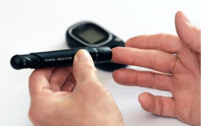 ¿Cómo mido mis niveles de glucosa?